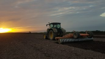 Arable April: Fine weather has month off to a good start