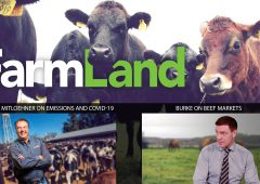 This week's FarmLand: Dr. Frank Mitloehner and Joe Burke on effects of Covid-19…