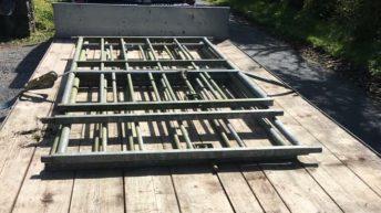 Gardaí recover 'large number' of stolen gates in Sligo