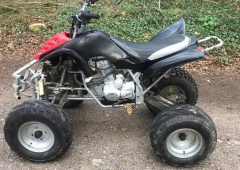 Gardaí recover quad from wooded area in Laois
