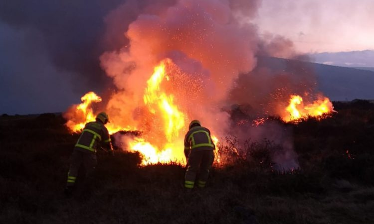 Department issues Condition Orange fire warning