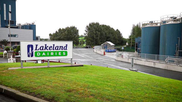 Lakeland Dairies announces milk price for May