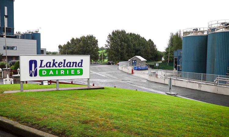 Lakeland increases base price for September milk