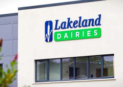 Lakeland Dairies increases milk price for July