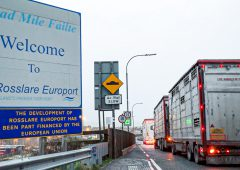 Concerns raised over transport of perishable Irish goods post-Brexit