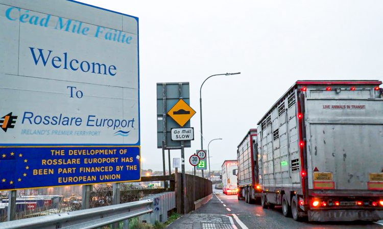 A second Covid-19 testing site now open in Wexford for hauliers travelling to France