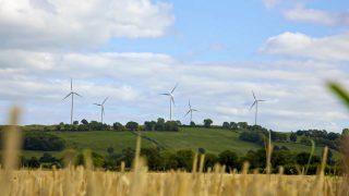 NI农业的温室气体排放1%