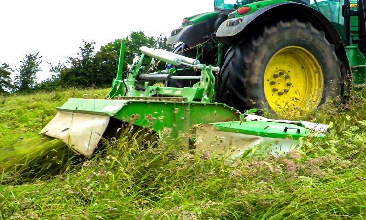 Taking out a paddock for bales? Here are a few things to keep in mind…