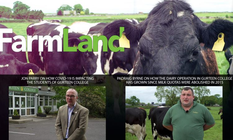 This week's FarmLand: How are agriculture colleges and students adapting to Covid-19?