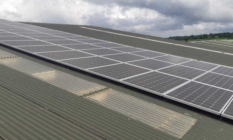 Benefit from a 40% grant, 100% tax write off and lower ESB bills with a solar PV installation
