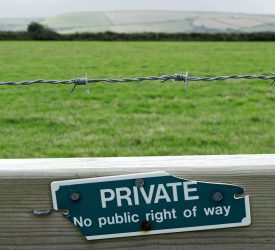 Farmers: Unrestricted access to uplands 'not a public right'