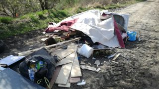 Calls for councils to reopen recycling centres as fly-tipping continues