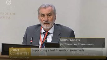 Mulvey's 'just transition' report delivered to Bruton's office…