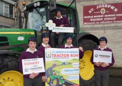 Video: Innovative Tipperary students launch farm safety video and €5,000 competition