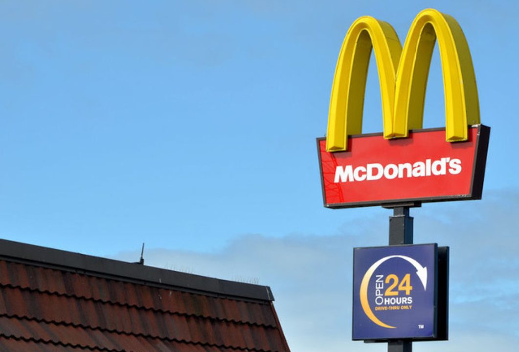 McDonald's commits to achieving net-zero emissions globally