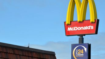 McDonald's opens 21 outlets for takeaway today as reopening continues