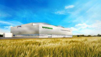Pottinger begins construction on new €25 million plant