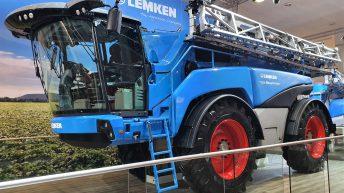 Lemken to halt production of conventional sprayers