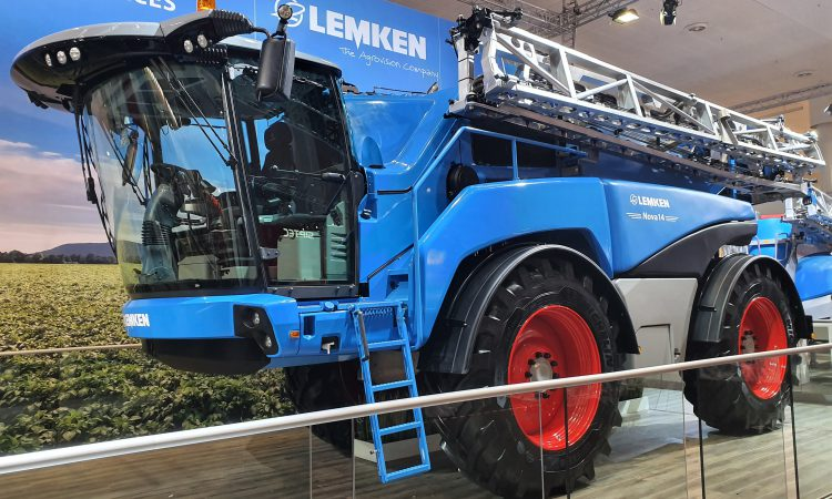 Lemken to halt production of conventional sprayers