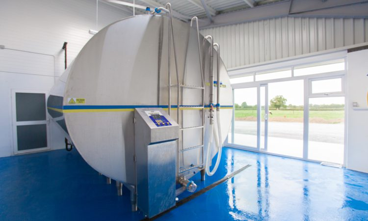 Thinking of changing your milk tank?
