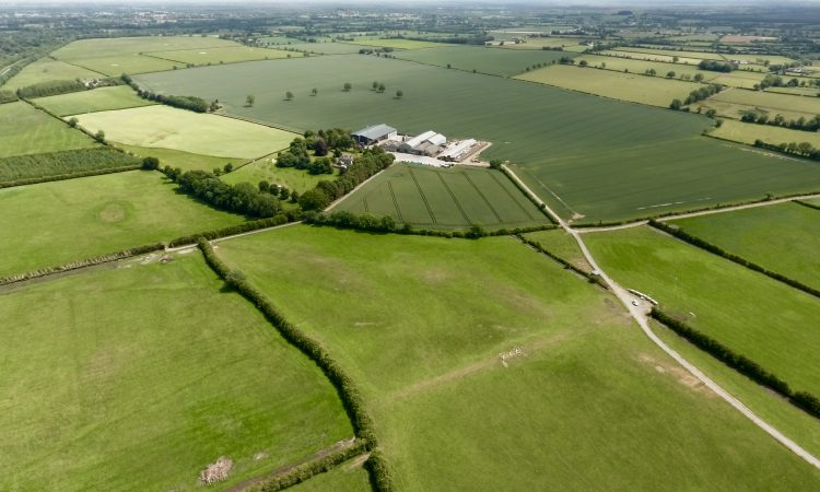 Video: One of the 'largest and most productive farms we've offered' for sale on 1,090ac