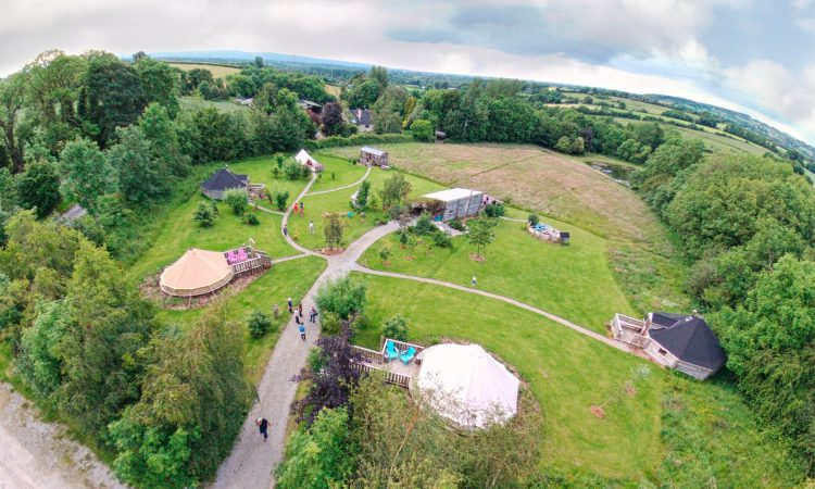 Laois farm sees stars as glamping facility set to reopen