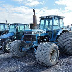 Image source Wilsons Auctions tractors