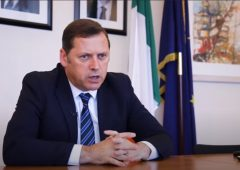 Barry Cowen removed as Minister for Agriculture