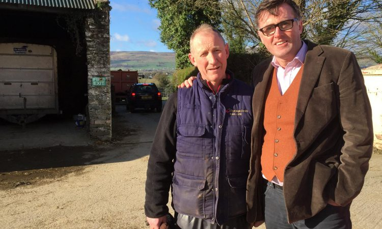 Tributes paid following tragic death of well-known farmer
