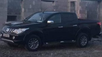 Appeal for info following theft of 2 Mitsubishi vehicles