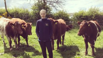 'I want to continue raising the voices of women in agriculture'