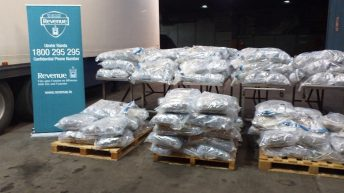 Revenue finds drugs worth €5.54 million in trailer of fruit