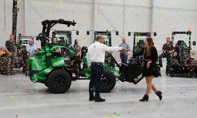'Giant' milestone: 25,000th Tobroco rolls off production line