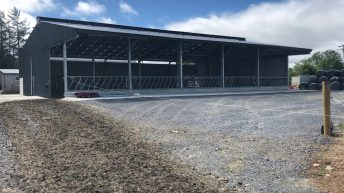 Buildings Focus: A new 43-cubicle shed for an expanding dairy herd in Co. Mayo