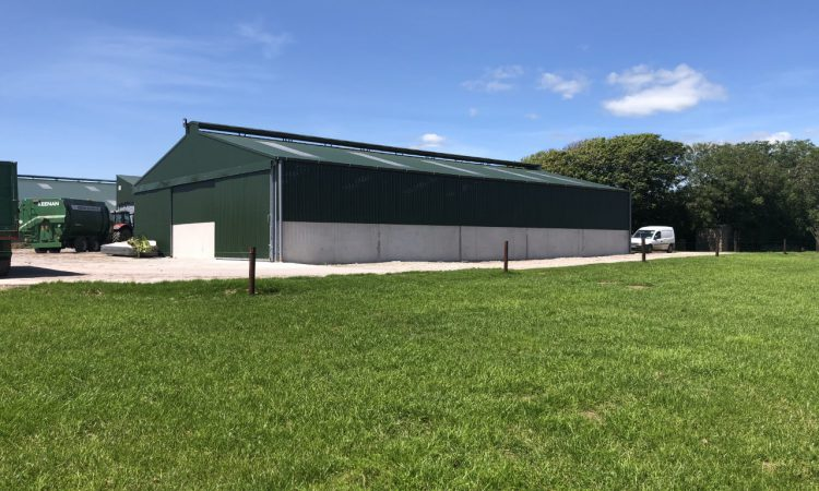 Buildings Focus: New accommodation for up to 140 calves in Co. Cork