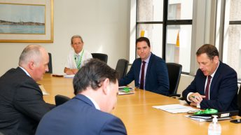 ICMSA 'sets out key concerns' for agri-sector in meeting with Cowen