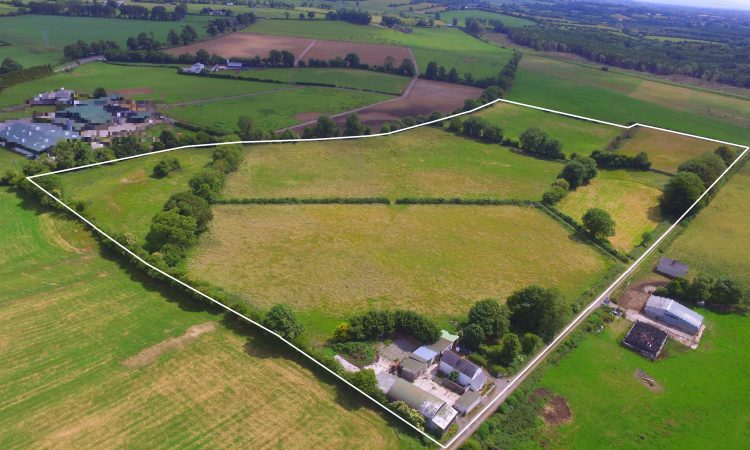 Residential farm in multiple lots waiting to be bought in Co. Meath