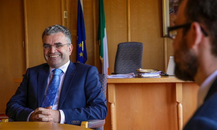 Calleary interview: €50 million beef package to be issued before end of July