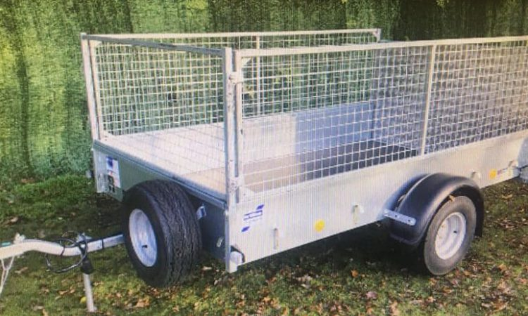 Gardaí warn public to report offers of stolen trailer 'probably at reduced price'