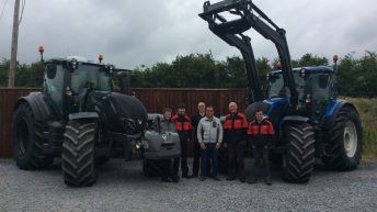 New Valtra tractor dealership in the midlands