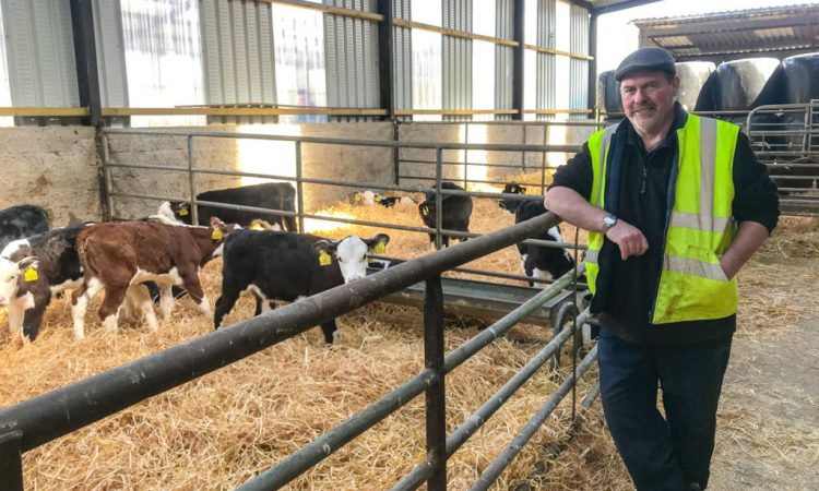 'The biggest change I made was dividing the place up into better paddocks'