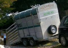 Renewed appeal for info on theft of trailer from farm