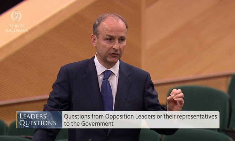 Taoiseach on CAP: 'Current levels of funding for Ireland have been maintained'