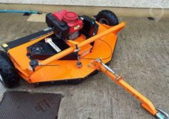 Appeal for info following theft of machinery from yard