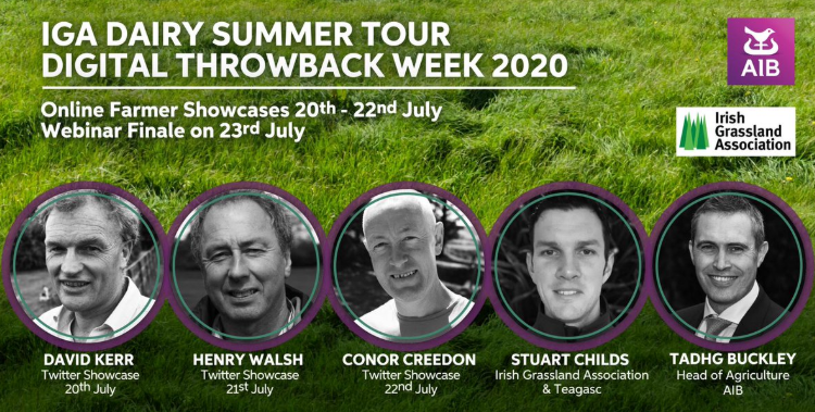 IGA Dairy Summer Tour moves online over 4 days