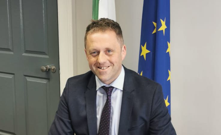 Byrne appointed as new Minister of State for European Affairs