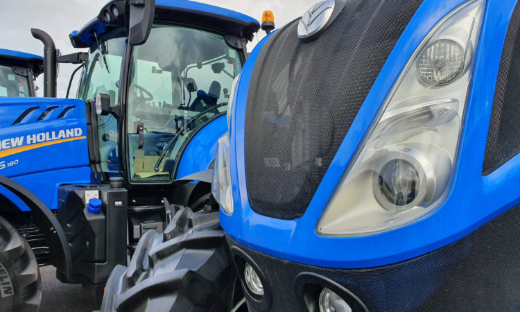 Murphy's Motors to celebrate 60 years in business by giving away use of New Holland