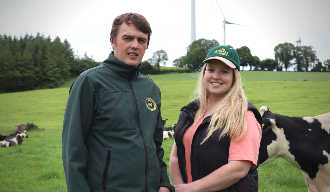 Tipperary beef and dairy farmer shares his positive experience of Grolime
