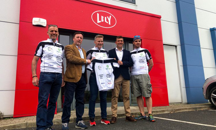 1,900km in 6 days: The Mayo 'Ultra-Cycling' Charity Challenge