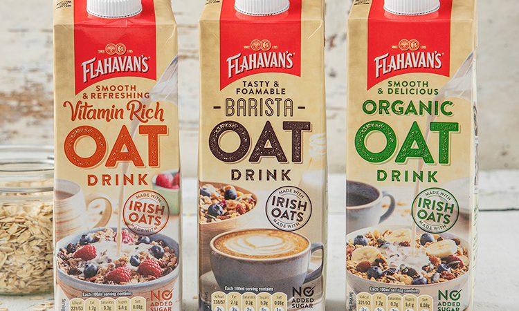 Flahavan's launches new Irish oat drink